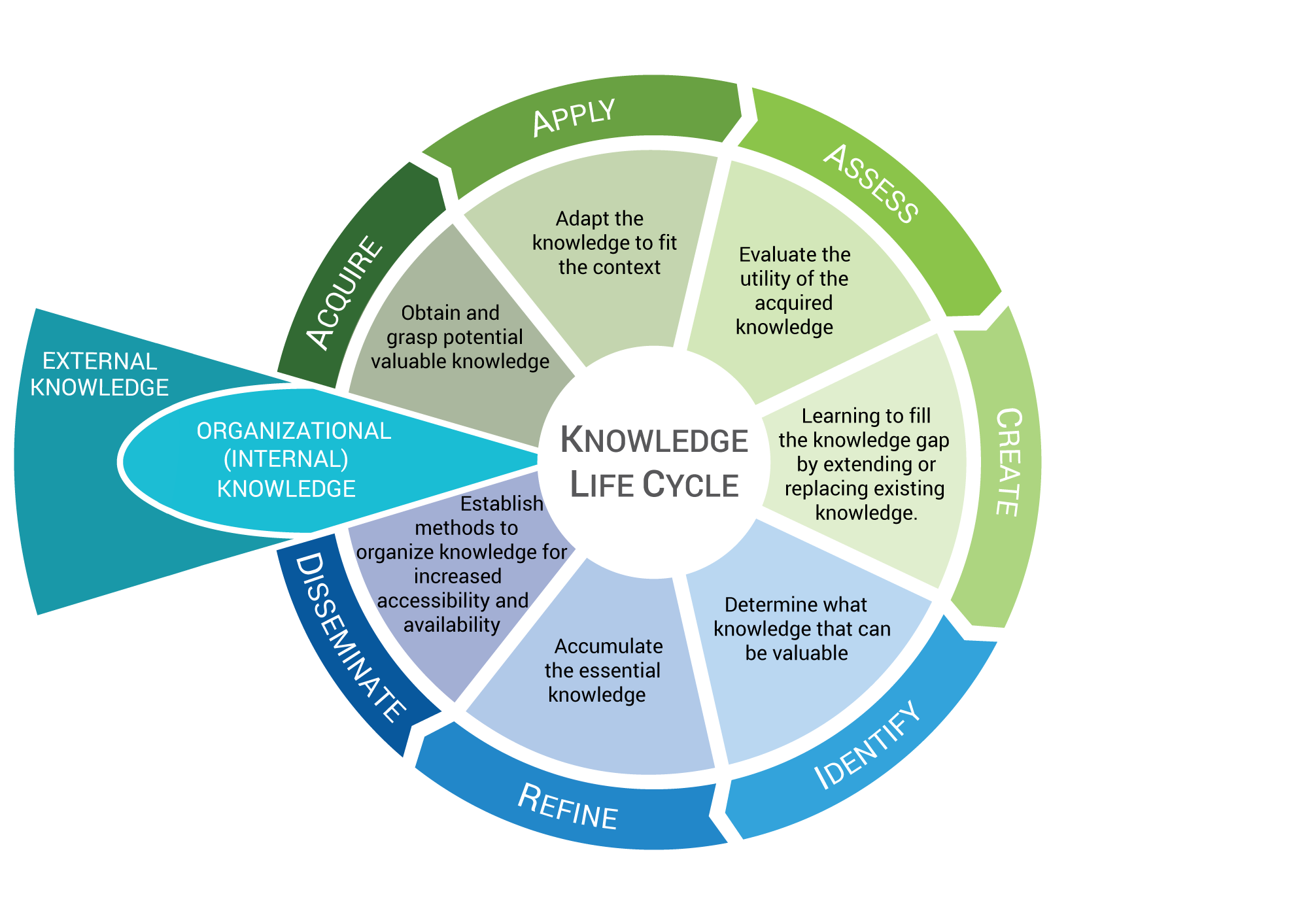 Knowledge-life-cycle